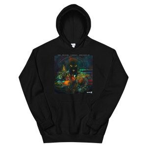 Open image in slideshow, Prime Films Ent. Collection - Agenda 32 Art Hoodie