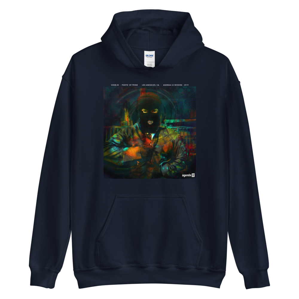 Prime Films Ent. Collection - Agenda 32 Art Hoodie