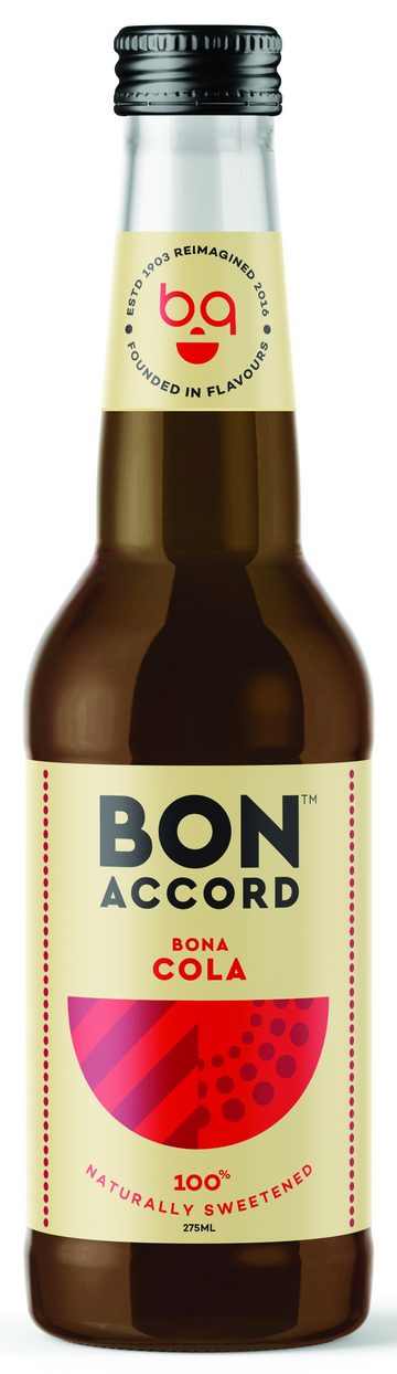 6 x Bona-Cola Mixer - Bon Accord 275ml