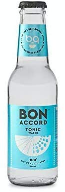 6 x Tonic Water Mixer - Bon Accord 200ml