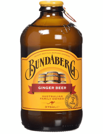 6 x Bundaberg Ginger Beer Beverage - 275ml