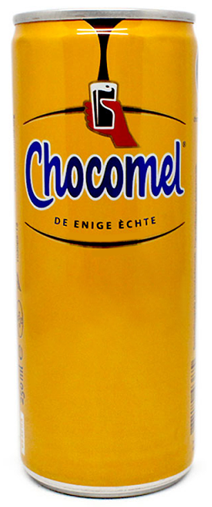 6 x Chocomel Chocolate milk drink - 250ml