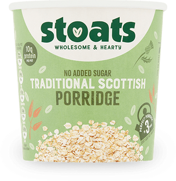 Stoats Porridge Pot - Traditional Scottish