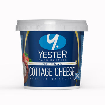 Cottage Cheese- Yester Dairy East Lothian 300g