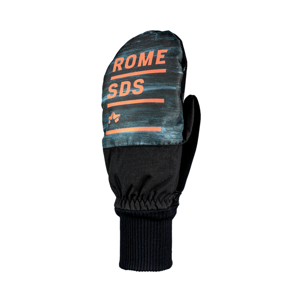 Snowboard mitts rome Stacked Daily Mitt 2020 2021 by rome snowboards