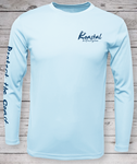 Reef Performance Shirt | ICE BLUE