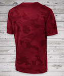 Camo Performance T-Shirt | RED