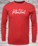 Performance Long Sleeve | RED