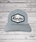 Performance Hat | Grey/White