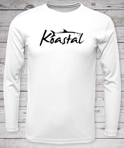 Performance Long Sleeve | WHITE