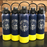 32 ounce - NORTHWOOD WATERPOLO laser engraved sport bottle
