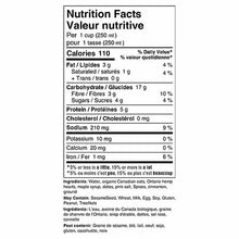 Load image into Gallery viewer, nutritional facts label