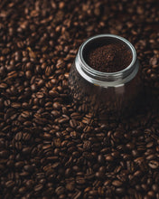 Load image into Gallery viewer, close up of brown coffee beans