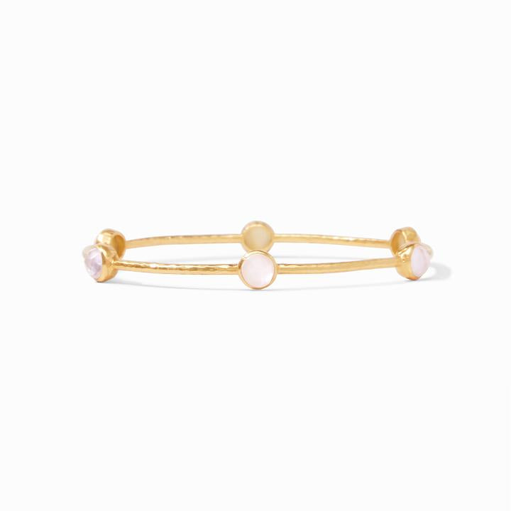 Milano Luxe Bangle - Pink