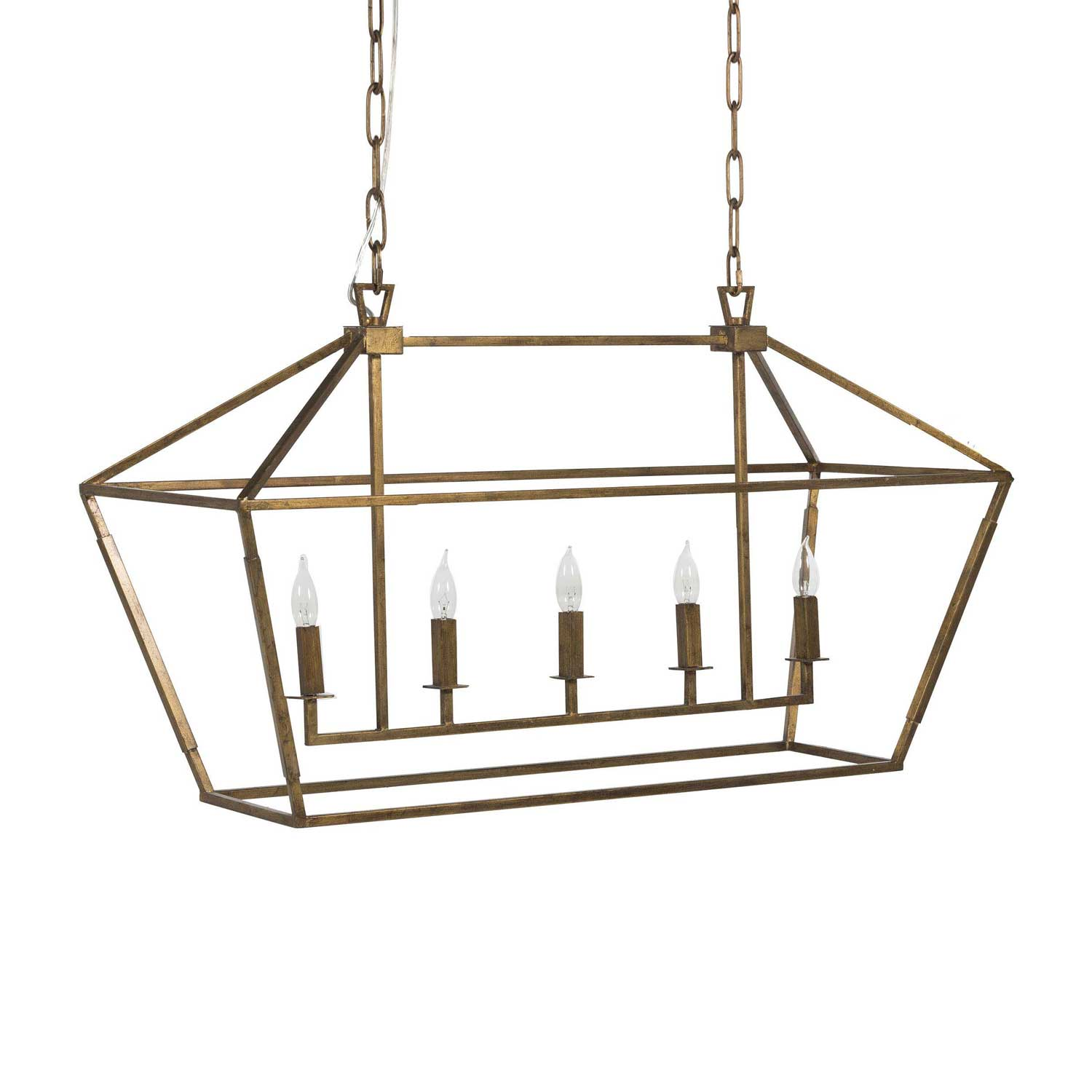 Adler Chandelier – Rectangular