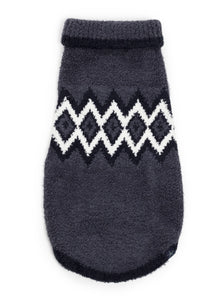 the COZYCHIC™ NORDIC PET SWEATER