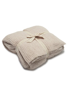 the COZYCHIC® RIBBED BED BLANKET