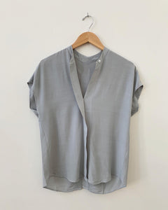 Placket Blouse