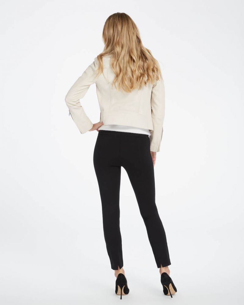 20251R The Perfect Black Pant, Ankle Backseam Skinny