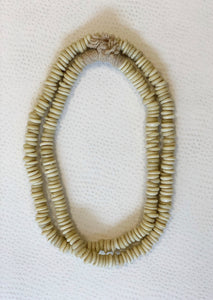 Cristina Necklace - Cream