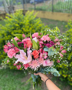 Bouquet De Flores Nativo (Native Flower Bouquet)$10-85