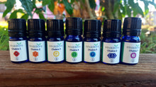 Load image into Gallery viewer, Aceite Essencial - Chakra 1 Tierra (Essential Oil - Chakra 1 Earth)