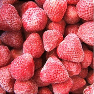 Fresas Orgánicas Congeladas (Frozen Strawberries Organic)Kg