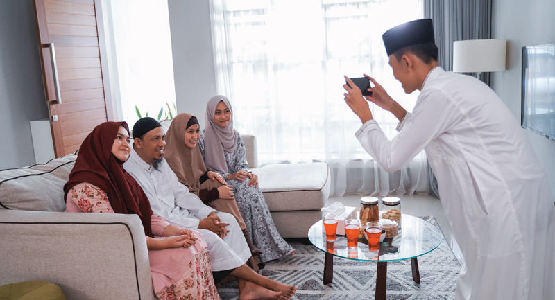 Better group photos this Raya