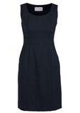LADIES SLEEVELESS DRESS - 34011