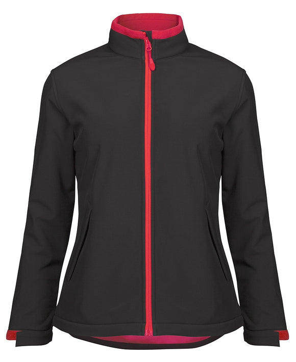 PDM LDS WATER RESISTANT SOFTSHELL JACKET