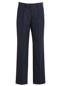 Mens One Pleat Pant Regular