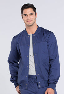 WW Core Stretch Men's Snap Front Jacket