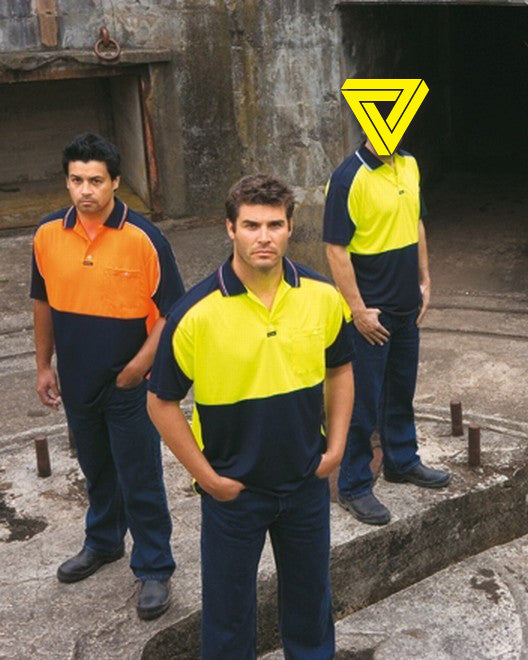 Aero' Microfibre Polo Shirt/Short Sleeve (AVPMS)