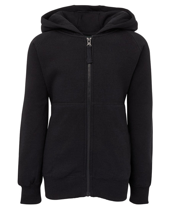 C OF C FULL ZIP FLEECY HOODIE KIDS & ADULTS