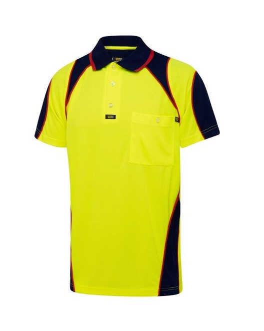 Commando Microfibre Polo