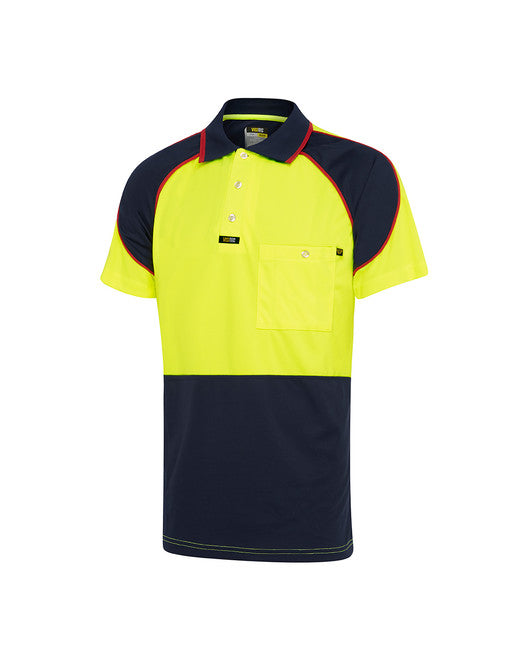 Energy Microfibre Polo - Men's