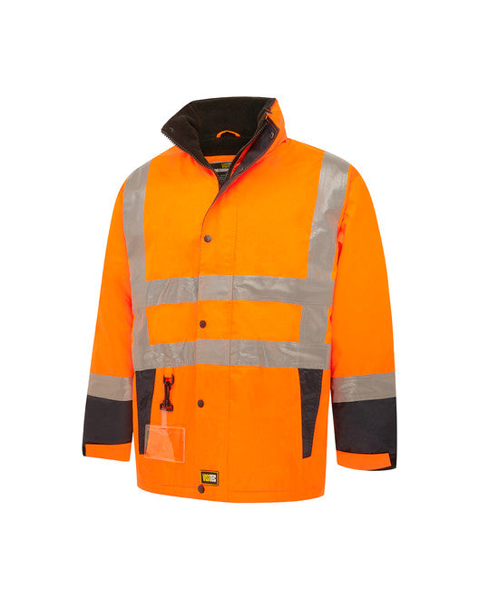 TTMC-W Fleece Lined D/N Jacket