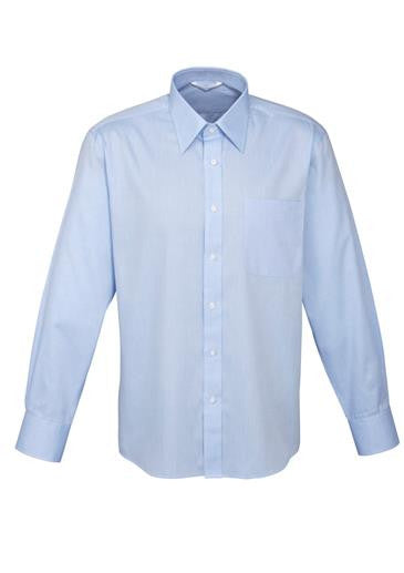 Mens Luxe Long Sleeve Shirt