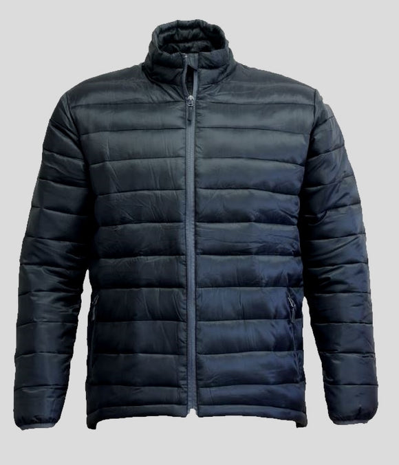 B-ULM Mens Ultralite Puffer - Black