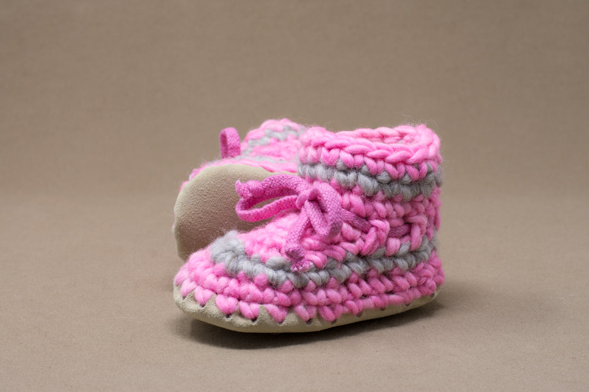 86f8aed16c4a6 Baby Slippers | Padraig Cottage