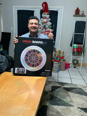 Gran Board 132 / Granboard 132 electronic home dartboard