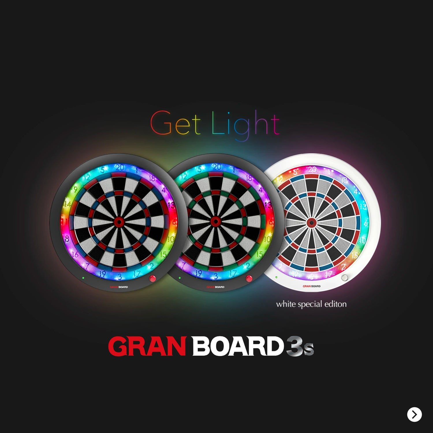 GRANBOARD3s - the best darts experience - the largest online darts community