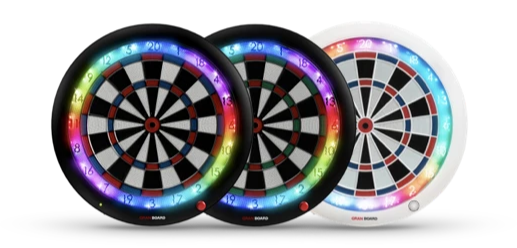 GRANBOARD3s by Gran Darts - the best darts experience - the largest online darts community
