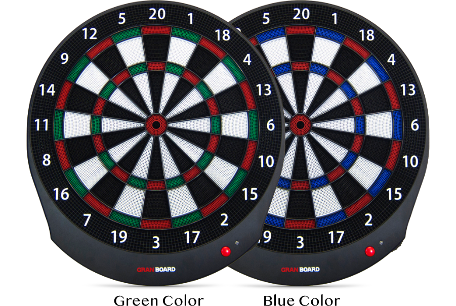 the granboard dash is a lightweight efficient electronic dartboard