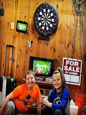 Granboard / Gran Board electronic home dartboard contest