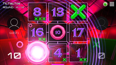 How to Play Tic Tac Toe dart game. GranBoard