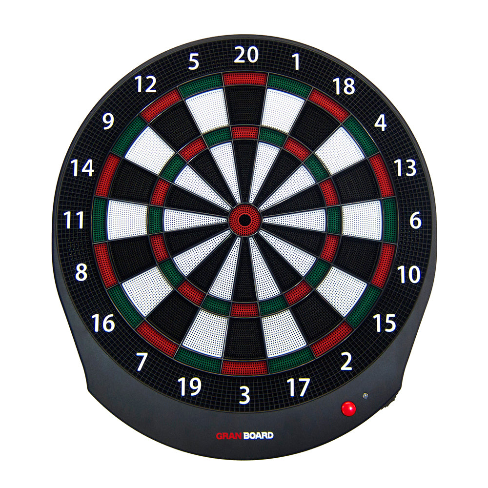 Granboard soft tip home and online use dartboard that links to smartphone. グランボード dash
