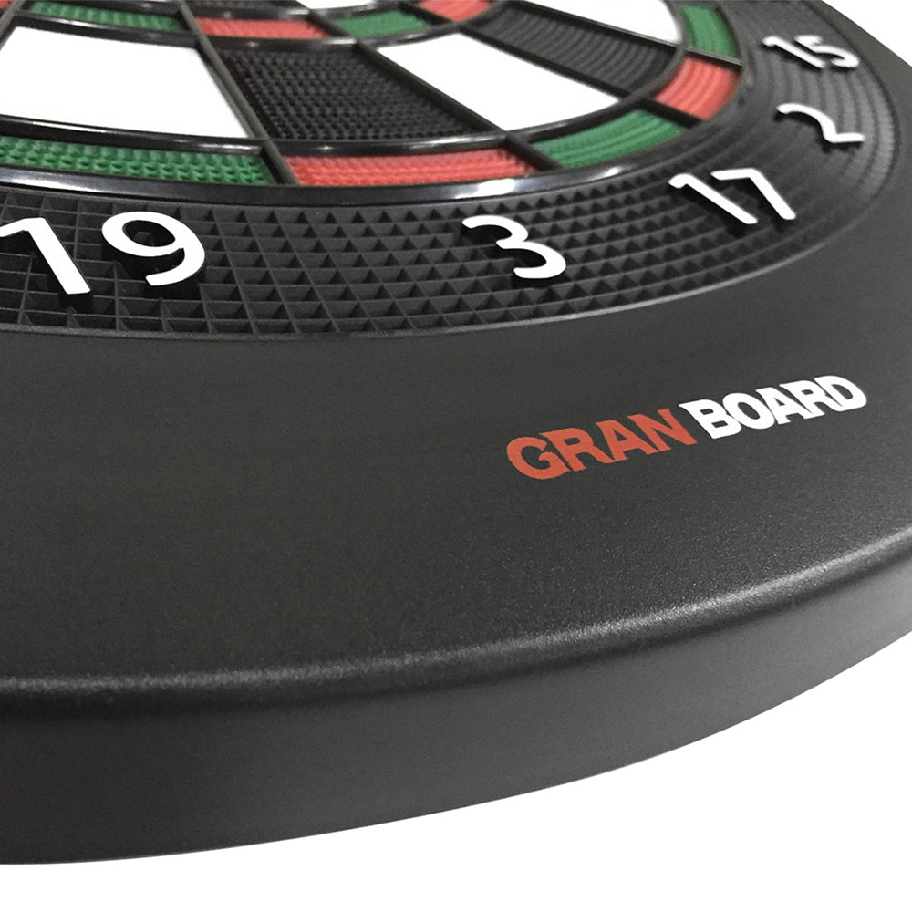 Granboard dash is equipped with an out of board sensor for easy scorekeeping
