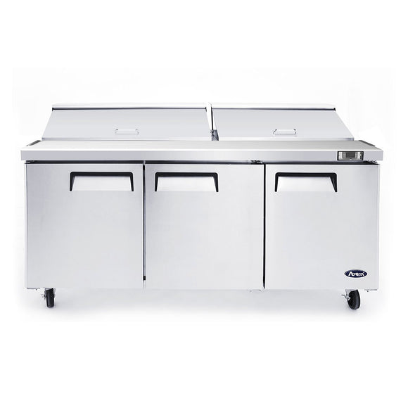 72 inch Sandwich Prep Table