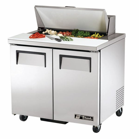 36 inch Sandwich Prep Table